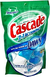 Cascade 2 in 1 Action Pacs 25 Each [Case of 4]