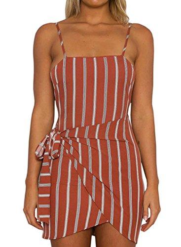 Futurino - Vestido - para mujer Rojo