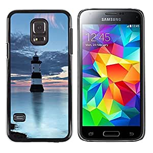 Exotic-Star ( Nature Beautiful Forrest Green 99 ) Fundas Cover Cubre Hard Case Cover para Samsung Galaxy S5 Mini / Samsung Galaxy S5 Mini Duos / SM-G800 !!!NOT S5 REGULAR!