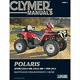 Clymer Polaris 400, 450 & 500 Sportsman (1996-2013) consumer electronics Electronics
