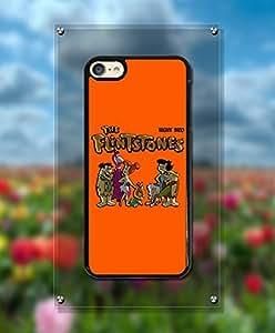 Cute IPod Touch 6th Funda Case - The.Flintstones Cool Design Vivid Design Anti Dust Tough Protective Funda Case Fit For IPod Touch 6th