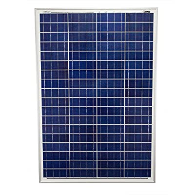 Best Cheap Deal for 100 Watts 100W Solar Panel 12V Poly Off Grid Battery Charger for RV - Mighty Max Battery brand product by Mighty Max Battery - Free 2 Day Shipping Available