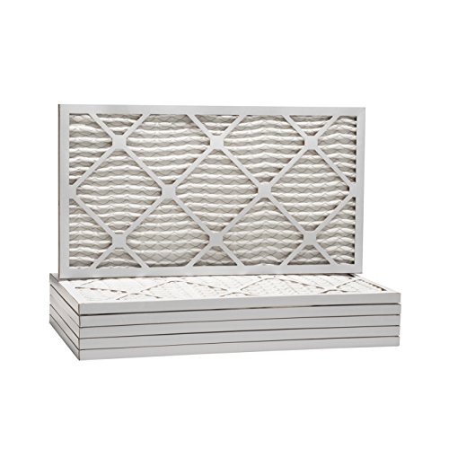 Tier1 Replacement for 17x22x1 Merv 13 Ultimate Air Filter/Furnace Filter 6 Pack