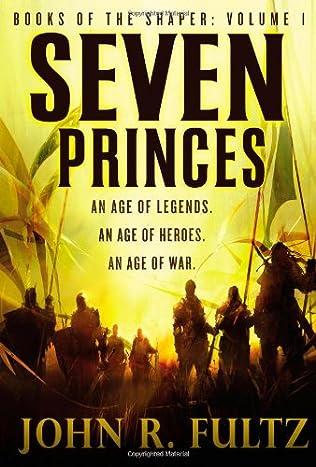 book cover of Seven Princes