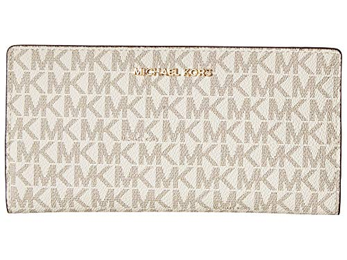 MICHAEL Michael Kors Jet Set Logo Slim Wallet, Color 149 ()