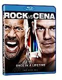 WWE: The Rock vs. John Cena - Once in a Lifetime [Blu-ray]