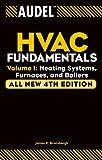kindle hvac books - Audel HVAC Fundamentals, Volume 1: Heating Systems, Furnaces and Boilers