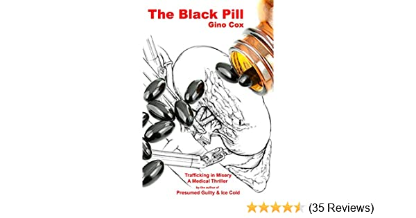 The Black Pill Kindle Edition By Gino Cox Mystery Thriller