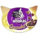 Whiskas Crunch Cat Treats 100 g - Pack of 10