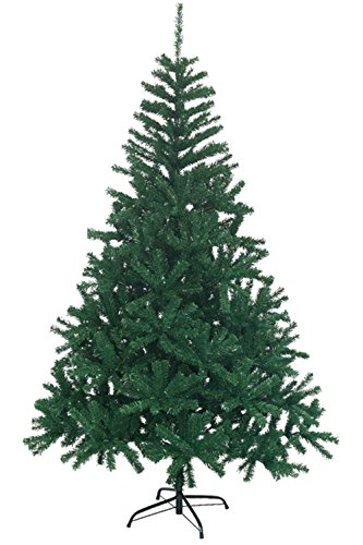 Holiday Essence Premium Quality 6 Foot Green Artificial