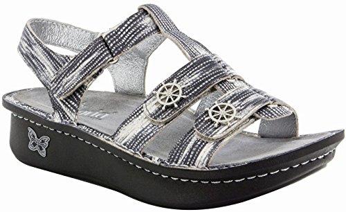 Alegria Women's Kleo Gladiator 840 Sandal Wrapture 35 by Alegria