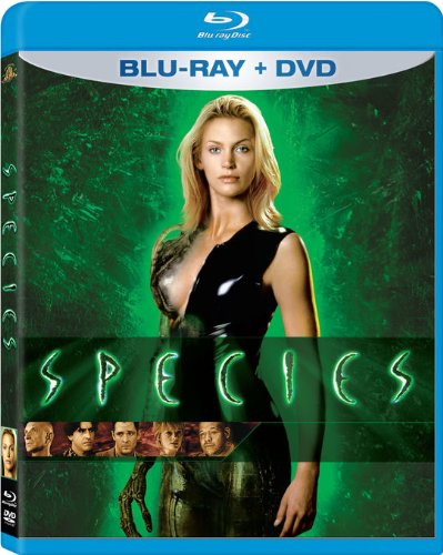 Species (Two-Disc Blu-ray/DVD Combo in Blu-ray Packaging)