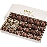 Chocolate Truffle Collection (24 pieces) - Gluten Free, Milk Free, Egg Free, ...