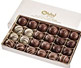 Chocolate Truffle Collection (24 pieces) - Gluten Free, Milk Free, Egg Free.