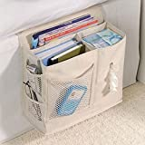 THEE Hanging Storage Mattress Armrest Chair Desk Sofa Slipcovers TV Remote Controller Holder Organizer Bag Table Cabinet Pouch