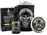 GBS Complete Beard Gift Pack (Gentlemen's Blend)