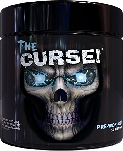 Cobra Labs The Curse Supplement, Pina Colada, 250 (One Time Only Limited Edition)