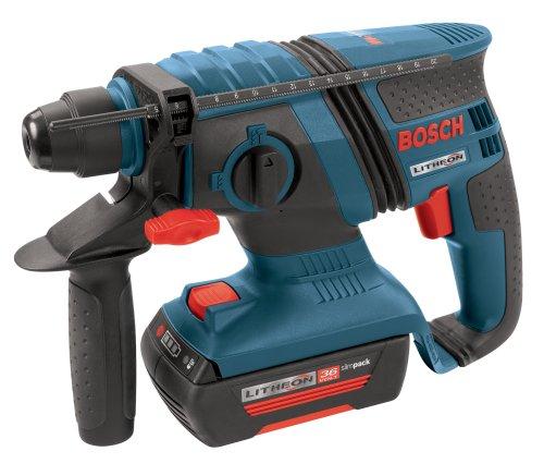 bosch 36v hammer drill - 8
