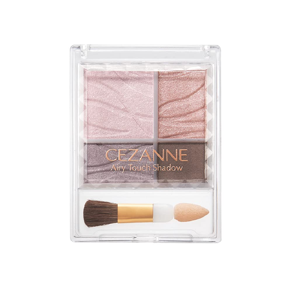 CEZANNE Airy touch Eye shadow 03(Mauve Pink)