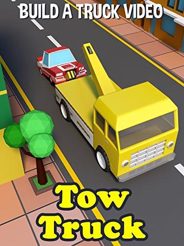 (Tow Truck - Build A Truck Video)