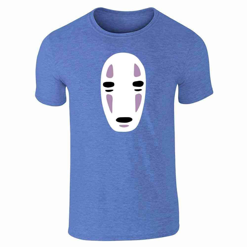 No Face Kaonashi Nerd Apparel Geek Short Sleeve Shirts
