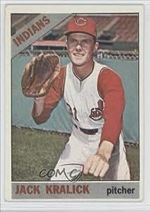 Jack Kralick (Baseball Card) 1966 Topps #129