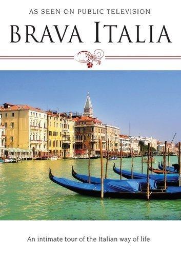 DVD : Brava Italia (DVD)
