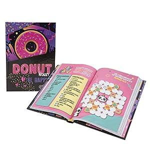 Giochi Preziosi GOPOP 19 Diario Scuola, 10 Mesi, Donut 9 spesavip