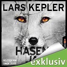 Hasenjagd Hörbuch von Lars Kepler Gesprochen von: Simon Jäger