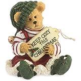 Enesco Boyds Resin Elf Bear With Tag Bear Figurine