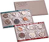 1965 P U.S. Mint - 5 Coin Uncirculated Set with Original Governmetn Packaging Uncirculated