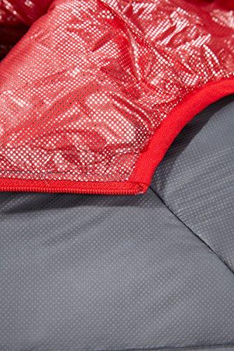 Men's dunkelgrau Down silberfarben Jacket Columbia qRw8nYxvw