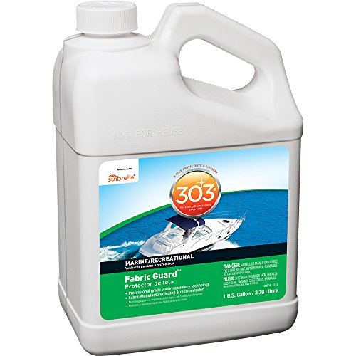 - AMRS-303-30674.125 * 303 Aerospace Fabric Guard Water Repellant - 1 gallon