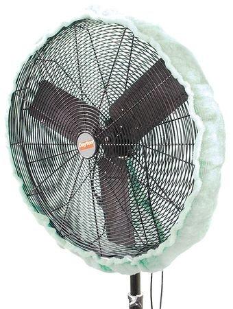 Fan Shroud Filter, For 24-26