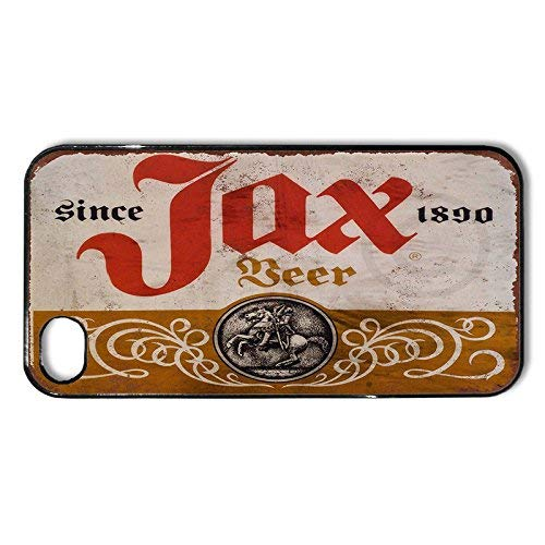 Jax Beer Vintage Look Reproduction iPhone case 6 or 6s Rubber Style