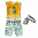 18 inch Doll Clothes,Kids Dolls Toy Stylish Summer - Best Reviews Guide
