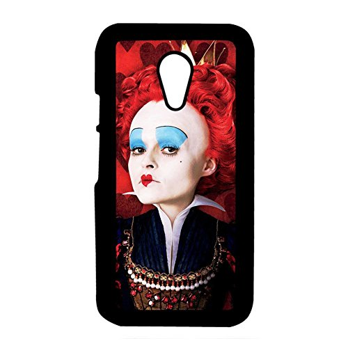 Generic Rigid Plastic Kid Original For Moto G 2Th Shell With Alice In Wonderland