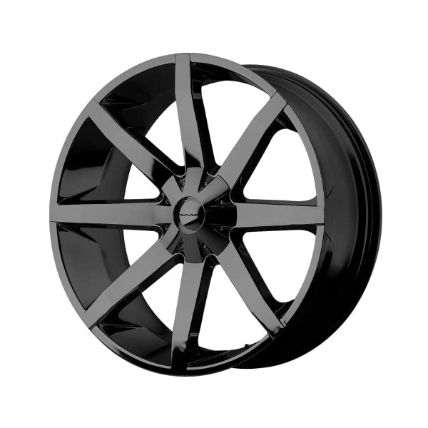KMC-Wheels-KM651-Slide-Gloss-Black-Wheel-With-Clearcoat-22x956x135-1397mm-38mm-offset