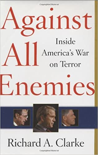 Book's Cover of Against All Enemies: Inside America's War on Terror (Inglés) Tapa dura – 23 marzo 2004