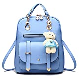 Cheap BAOFASHION Women's PU Purse Shoulder Bag Girl's Backpack