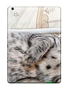 New Fashionable Harmacy YliYryW1289FKMbi Cover Case Specially Made For Ipad Air(laughing Cat)