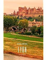 "Exploring Lyon 6"" x 9"" notebook"