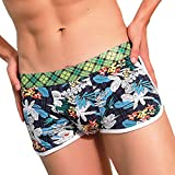 YOcheerful Mens Sexy Boxer Brief Underwear Shorts Underpants Multipack Panties