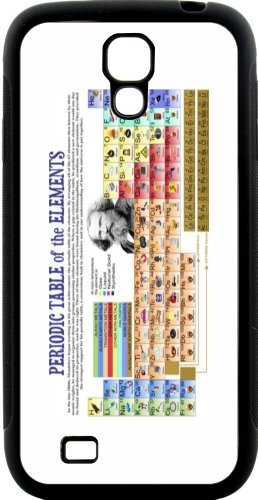 Rikki Knight Periodic Table of Elements Chemistry Samsung Galaxy S4 Case Cover from Rikki Knight