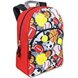 Trailmaker Super Popular Boys Backpack for School, Summer Camp, Travel and Outdoors! (Sports)