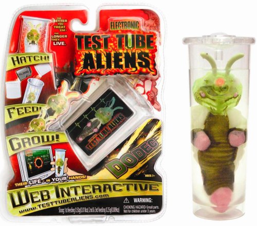 Test Tube Aliens Evil #1 DODEC