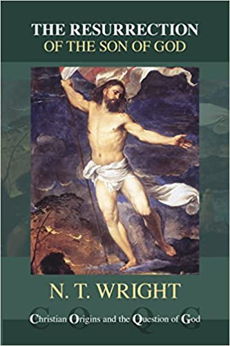 Book The Resurrection of the Son of God (Christian Origins/Question/God)
