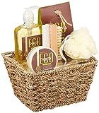 Koehler Home Decor Holiday Christmas Seasonal Thanksgiving Eco Purity Verbena Bath Spa Gift Set