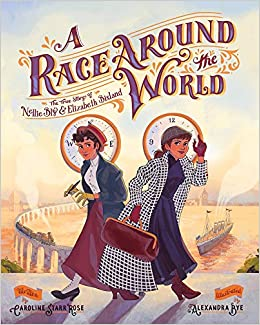 Image result for race around the world caroline starr