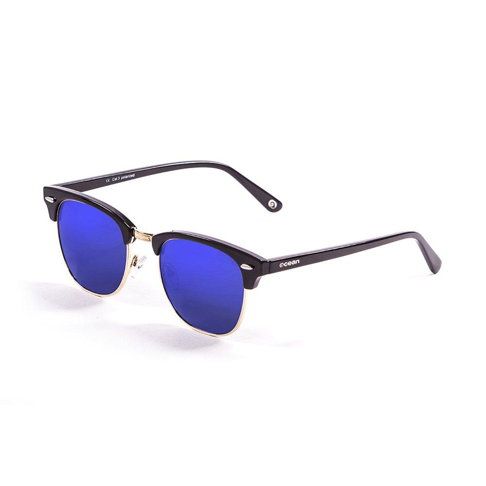 Ocean Sunglasses Mr.Bratt - lunettes de soleil polarisées - Monture : Marron - Verres : Marron (70000.2) S08cp